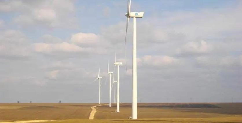 Suvorovo wind farm (photo: Grupo Enhol/Facebook)