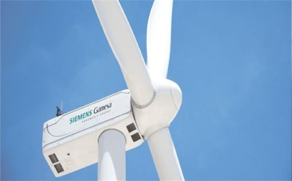 SG3 - 145 wind turbine model. Credit: Siemens Gamesa