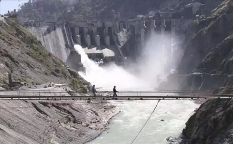 Nathpa-Jhakri Hydro Power Station, Himachal Pradesh