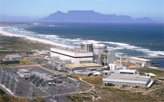 Koeberg Nuclear Power Plant - Image courtesy of ESKOM