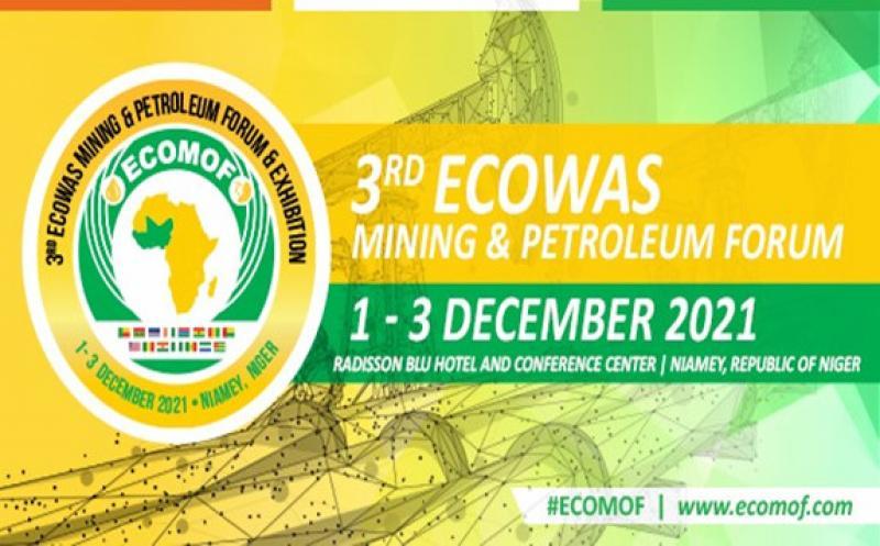 ECOMOF 2021-3rd ECOWAS Mining & Petroleum Forum