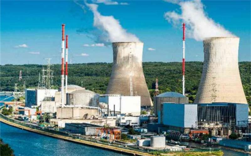The Tihange Nuclear Power Station, Belgium. Source: Image: euregiocontent © 123RF.com