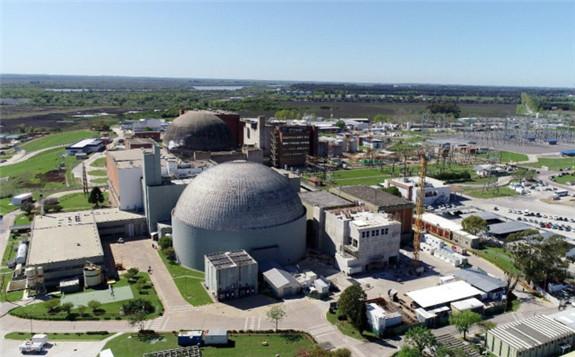 The Atucha plant site (Image: NA-SA)