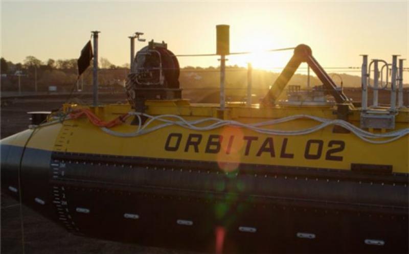 European Commission Backs Floating Tidal Innovation Project