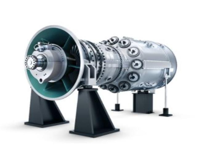 SGT5-9000HL turbine. Image credit: Siemens Energy